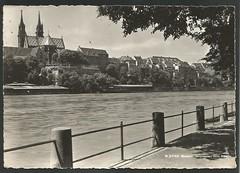Suiza - Basel - Münster mit Pfalz (tico_manudo) Tags: basel suiza switzerland münstermitpfalz