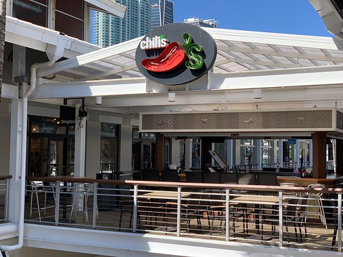Chili's Bayside Marketplace Downtown Miami