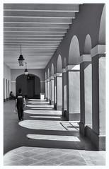 (JOSEAN GOMEZ) Tags: textures texturas texture blackwhite blancoynegro negativo35mm analogue arquitectura silverefexpro2 sombras sombra lightroom epsonperfectionv500scanner 35mm urban oldsanjuan