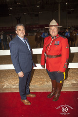 RoyalWinterFairSM_20181102_27 (DawnOne) Tags: royal winter fair national junior beef heifer show ceo charlie johnstone canadian mounted policeman terry russel opening day press conference copyright linda dawn hammond 2018 indyfoto dawnone