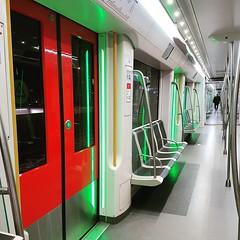 New Subway Line in Amsterdam (Ari-San NL) Tags: odc electric subway amsterdam noordzuidlijn
