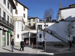 porto (gaf.arq) Tags: 2018 janeiro portugal porto rua cor arquitetura escada escadaria praça