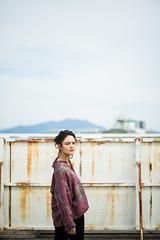 SHARON (hanadaphotostudio) Tags: model portrait location lady people hiroshima japan