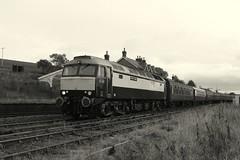 Dalesman (feroequineologist) Tags: dalesman railway train hellifield wcrc 57