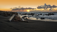 Four Elements (Jörg Bergmann) Tags: 2018 4elements autumn crepúsculo herbst islascanarias lumixg20f17 lagomera panasonic20mmf17 panasonicdmcgf7 pancake sonnenuntergang vallegranrey atardecer beach canarias canaryislands clouds coast earth elements españa fall fire footsteps fourelements gf7 gomera lumix lumix20mm m43 mft micro43 microfourthirds november ocean otoño panasonic puestadesol rocks sand sea seascape seaside spain stitched sun sundown sunset surf travel vacation wallpaper water wind μ43 beautifulrealm