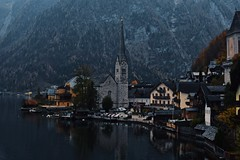 (Kristen Leary) Tags: hallstatt austria europe europetravel landscape landscapephotography fall autumn colors nature outdoors nikon nikond3300 nikonphotography world explore adventure travel photography photographer youngphotographer mountains