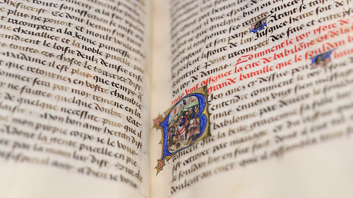 Manuscripts at the Getty Museum - 5
