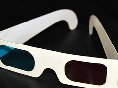 3D. (robárt shake) Tags: 3d brille glasses dimensional