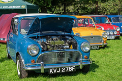 Bo'ness Speed Hill Climb & Motoring Heritage Weekend (<p&p>photo) Tags: blue 1960s 60s sixties 1967 austin minicooper s minicoopers austinminicooper austinmini coopers austinminicoopers mini cooper kvj276f worldcars bonesshillclimb bonessspeedhillclimb boness speed hill climb september 2015 auto car race racing sport motorsport kinneil kinneilestate falkirk edinburgh scotland uk automobile championship classic historic motor revival track classiccar september2015 classiccarshow autoshow automobileshow classicautomobileshow