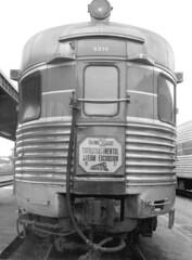 Drum head, 1977 (clarkfred33) Tags: observationcar drumhead identification amtrak excursion steamexcursion 1977 jacksonville station railroadstation amtrakexcursion adventure railroadadventure