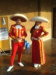 """20.10.2018 Chiesa dalle genti, Al termine del Matrimonio di Pamela e Layton sul sagrato festa con la comunità boliviana (1) • <a style=""""font-size:0.8em;"""" href=""""http://www.flickr.com/photos/82334474@N06/46061210191/"""" target=""""_blank"""">View on Flickr</a>"""