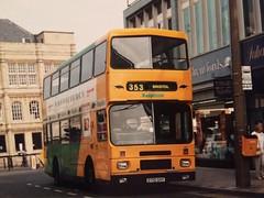 D710 GHY (nevetsyam1404) Tags: badgerline volvobus firstbadgerline firstbus first alexander rh b10m citybus volvob10m volvo d710ghy