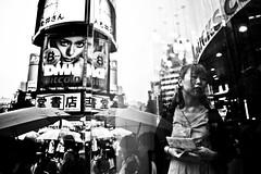 Shibuya Moment (Victor Borst) Tags: street streetphotography streetlife reallife real realpeople asia asian asians faces face canon5dmarkii candid canon travel travelling trip traveling urban urbanroots urbanjungle mono monotone monochrome blackandwhite bw japan japanese girl woman lady female city cityscape citylife shibuyacrossing happyplanet asiafavorites