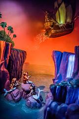 Peter Pan's Flight - Disneyland (GMLSKIS) Tags: disneyland nikond750 anaheim disney california themepark nikon