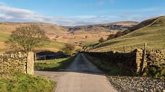 Tracks to the hills (Maria-H) Tags: hills pennines glossop peakdistrict highpeak derbyshire uk olympus omdem1markii panasonic 1235