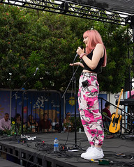 XYLO 09/30/2018 #8 (jus10h) Tags: xylo abbottkinney fest festival venice losangeles california live music concert gig show event performance stage female singer young beautiful sexy girl woman sony dscrx10 dscrx10m3 2018 sunday september30 justinhiguchi paige duddy
