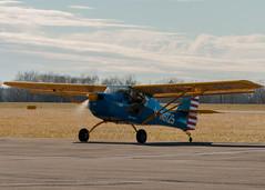 N6125 Aerotrek A220 (Victor Dvorak) Tags: n6125 aerotreka220 lightsport aviation aircraft airplane flying i74 grimesfield urbana ohio nikon d300s 80400mmf4556ded