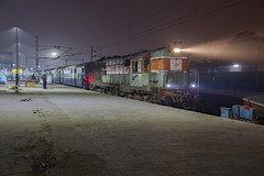 IR WDM-3A 18952R Amritsar Jcn (daveymills37886) Tags: wdm3a 18952r amritsar 18952 jcn alco