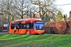 Reading Buses 415 (stavioni) Tags: reading buses route 7 seven tiger adl alexander dennis enviro 300 yr13pnk single decker bus 415