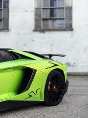 The Ultimate Aventador (Mattia Manzini Photography) Tags: lamborghini aventador superveloce sv roadster supercar supercars cars car carspotting nikon d750 v12 green automotive automobili auto automobile italy italia bologna