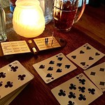 A fun evening @PelicanInn on the California coast with our Travel Cribbage Board. 📷 @gemm.arose thumbnail