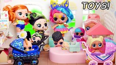 #Hairgoals Series 5 LOL Surprise Dolls Open Fake Toys R Us Store with Real Hair (yoanndesign) Tags: blindbags calicocritters collectibletoys cupcakekids fake familyfriendlly forkids hairgoals lilsisters mgaentertainment playset series5 surpriseegg toycaboodle toyeggvideos toystore toysrus underwraps wave2 wave3 youtubekids