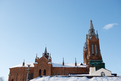 Immaculate Conception Church, Smolensk #3 ©  Andrey