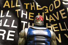 1535-074 All the Gods, Heavens, Hells are Within You (misterperturbed) Tags: mezco mezcoone12collective darkseid dccomics jackkirby gods justiceleague dceu josephcampbell zacksnyder all allthegods newgods