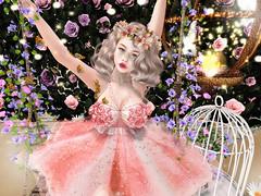 ♥♥♥ (ღ ღ[[J E SSIE ]] ღ ღ) Tags: moonamore moon amore dress roses rose maitreya avatar secondlife secondlifeblog sl style av avi blogger cute sintiklia genus babyface genusproject focusposes