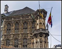 Paseando por Bélgica (edomingo) Tags: edomingo olympusomdem5 mzuiko1240 gante bélgica ayuntamiento