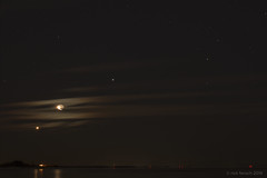 lunar-conjunction-January 31, 2019_04_53_22-001 (harfordastro) Tags: lunar moon astrophotography harfordastro conjunction planetary alignment moonrise night sky stars astronomy