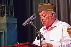 Roger Santagato Quartermaster VFW Post 981 Veterans Day Memorial Buffalo Grove Illinois  11-10-18 5191 (www.cemillerphotography.com) Tags: soldier military grunt gijoe warwarrior peace armisticeday conflict hostilities battle
