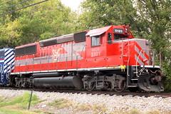 Nebraska Kansas Colorado Railway #5101 - Guntersville, AL (SeeMidTN.com (aka Brent)) Tags: nebraskakansascoloradorailway nkcr 5101 emd gp50 locomotive train omnitrax guntersville al alabama marshallcounty bmok shortline