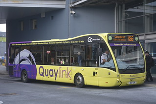 8333 NK11 HJV Go North East