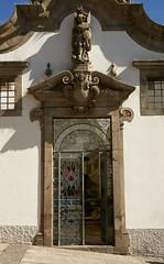 Entry Lar de Santa Estefania (Don Thoreby) Tags: guimaraesportugal guimaraes unescosite medieval entry lardesantaestefania portal artnouveau 1963 doorway wroughtiron unesco worldheritagesite unescoworldheritagesite 2001