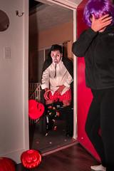 Dracula (Chris Ram Photo) Tags: funny halloween humor oppsy selfportrait selfie series uhoh dracula costume photography photo advertisement ad advertising