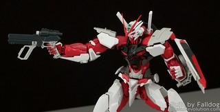 HiRM Astray Red Frame Gundam 29 by Judson Weinsheimer