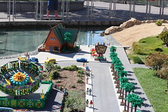 """Lego Hollywood area of Miniland • <a style=""""font-size:0.8em;"""" href=""""http://www.flickr.com/photos/28558260@N04/31365314027/"""" target=""""_blank"""">View on Flickr</a>"""