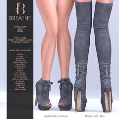 [BREATHE]-Naoka&Momiji@Epiphany ([Breathe]) Tags: breathe secondlife mesh heels slink maitreya belleza theepiphany epiphany