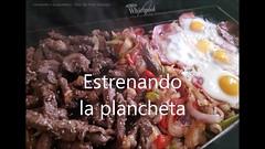 La plancheta o chapa (Diaz De Vivar Gustavo) Tags: plancha planchetta chapa cocina de cocinar recetas