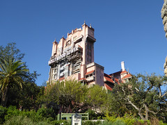 Florida Day 4 - 112 Disneys Hollywood Studios Tower of Terror (TravelShorts) Tags: wdw walt disney world disneys hollywood studios florida orlando fantasmic frozen vine star wars tower terror