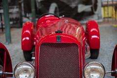 Old lady (ZeGaby) Tags: cars maserati muséeautomobilemulhouse pentax100mmmacro pentaxk1 vintage voiture museum musée automobile mulhouse hautrhin france fr