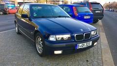 BMW 323 ti E36 24V 2.5 | 1999 (Transaxle (alias Toprope)) Tags: bavarian youngtimer toprope power beauty soul urban berlin street sexy six compact ti 323 e36 bmw meilenwerk