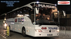 PULHAMS TRAVEL BOURTON ON THE WATER MERCEDES BENZ TOURISMO GB10 URS GB TOURS LIVERY AT CHELTENHAM SPA 17112018 (MATT WILLIS VIDEO PRODUCTIONS) Tags: pulhams travel bourton on the water mercedes benz tourismo gb10 urs gb tours livery at cheltenham spa 17112018