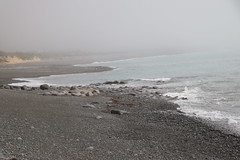 Jacks Point Walkway (ambodavenz) Tags: jackspoint scenicwalkway fog timaru southcanterbury newzealand beach ocean sea water
