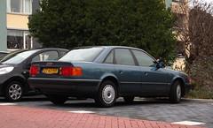 1991 Audi 100 2.0 (C4) (rvandermaar) Tags: 1991 audi 100 20 c4 audi100 audi100c3 sidecode4 zt63nr