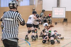 30 (Jan Hutter) Tags: belfast belfastrollerderby northernireland praguecityrollerderby wftda womensflattrackderbyassociation autumn contact czech czechrepublic girls indoor ladies november prague rollerderby rollerskates sport women