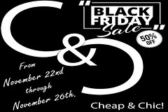 clean black friday sale promotional text in black color (Media-SL) Tags: black friday sale discount offer banner ad poster background marketing promotion shop advertising holiday campaign store winter buy promo deal clearance