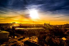 Sunrise (Maria Eklind) Tags: höst city sweden sunrise autumn gothenburg göteborg västragötalandslän sverige se