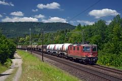 🇨🇭 Train 62257 @ Rupperswil (Wesley van Drongelen) Tags: sbb cff ffs schweizerische bundesbahnen chemins de fer fédéraux federaux suisses ferrovie federali svizzere swiss federal railways cargo güterzug marchandises re 420 re420 44 ii rupperswil lenzburg trein train zug